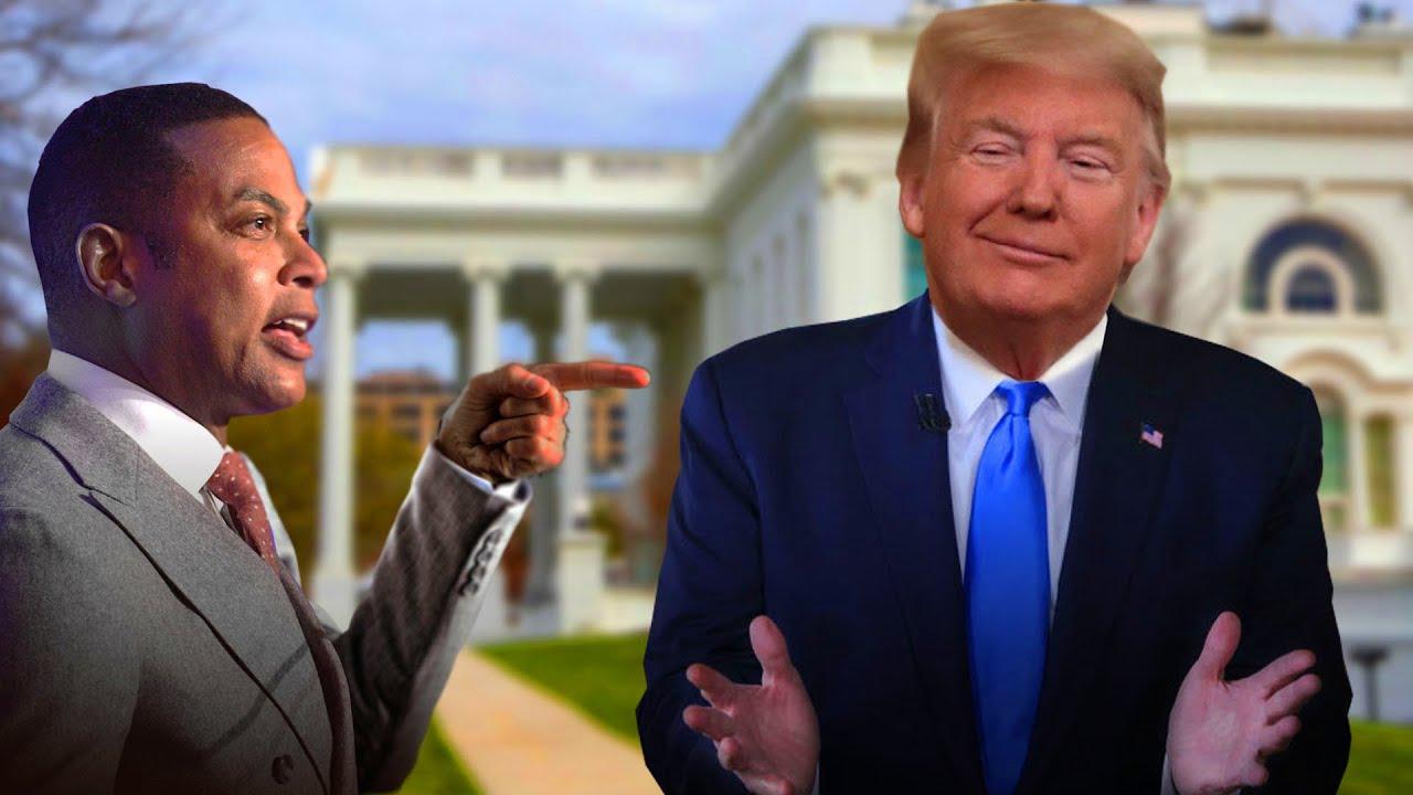 GROSS: Don Lemon's NASTY Trump Meltdown