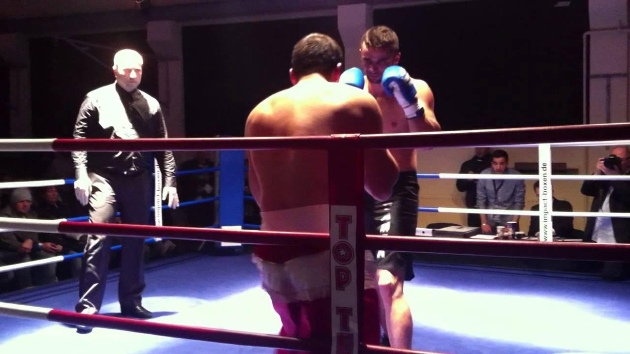 Boxkampf MГјnchen