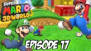 Super Mario 3D World: Let's Fun | Au top | Episode 17 Thumbnail