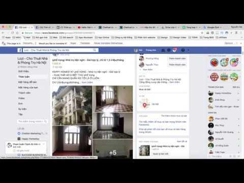 #3. Hướng dẫn đăng bài hàng loạt trên Groups Facebook