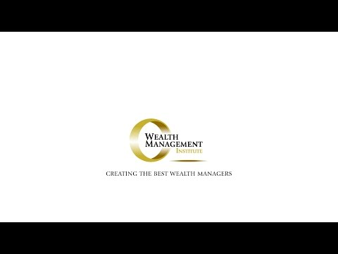 Wealth Management Institute: Who we are