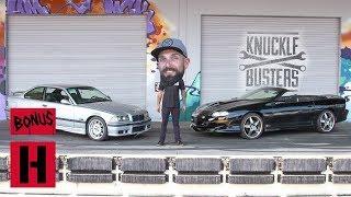 WHO REIGNS SUPREME? Scrap Yard M3 VS Donor Camaro #parkinglotparty