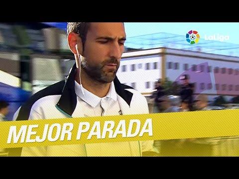 Mejor Parada J10: Diego López