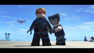 LEGO Marvel Superheroes - X-Men Movie (MOD)