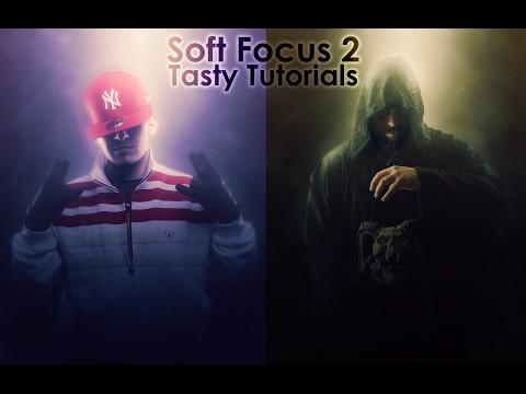 Soft Focus 2 Photo Effect Photoshop CC 2017 Tutorial