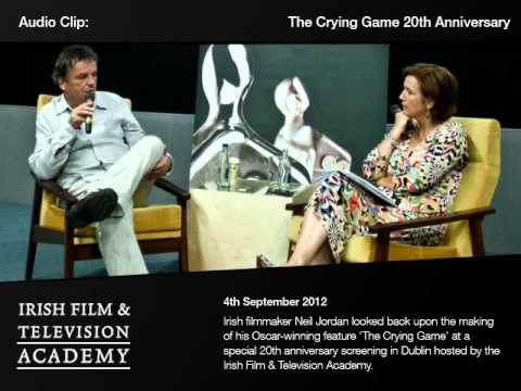 THE CRYING GAME  20TH ANNIVERSARY WITH NEIL JORDAN