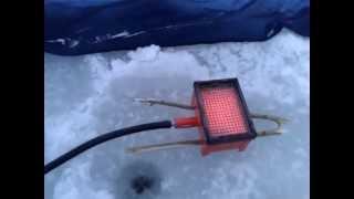 Газовая горелка инфракрасного излучения(Gas burner with infrared radiation)(, 2013-01-19T13:07:37.000Z)