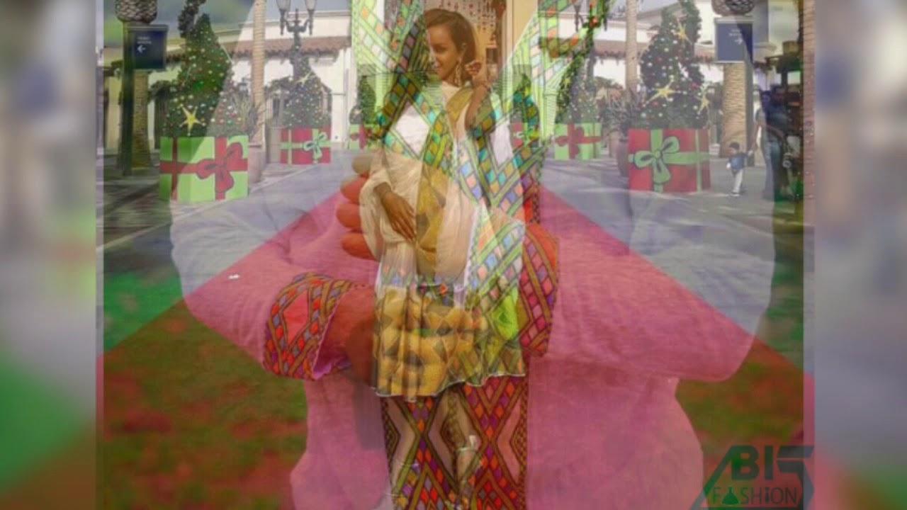 ABIS fashion - Ethiopian modern cultural fashions habesha 2018