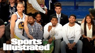 Steph Curry talks Drake Shout-Out and Team USA | SI NOW | Sports Illustrated
