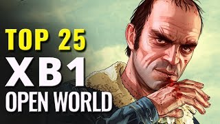 Top 25 Xbox One Open World Games