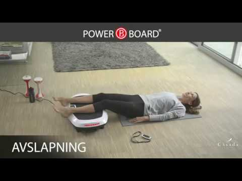 Produktvideo for Powerboard - Casada Norge