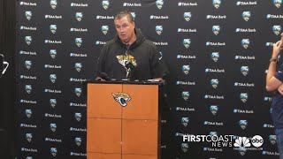 Doug Marrone speaks about Jalen Ramsey's injury