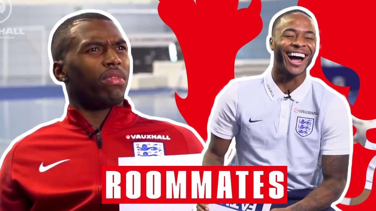 Download Sturridge Finds Out His FIFA Pace is 76! | Sturridge and Sterling | Roommates