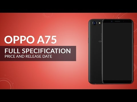Oppo A75 Specification | Oppo A75 Price | Oppo A75 Features | Oppo A75 |  A75