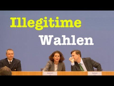 12. November 2018 - Bundespressekonferenz - RegPK