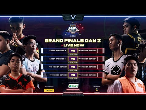 [Filipino] MPL Philippines Season 5 Grand Finals Day 2