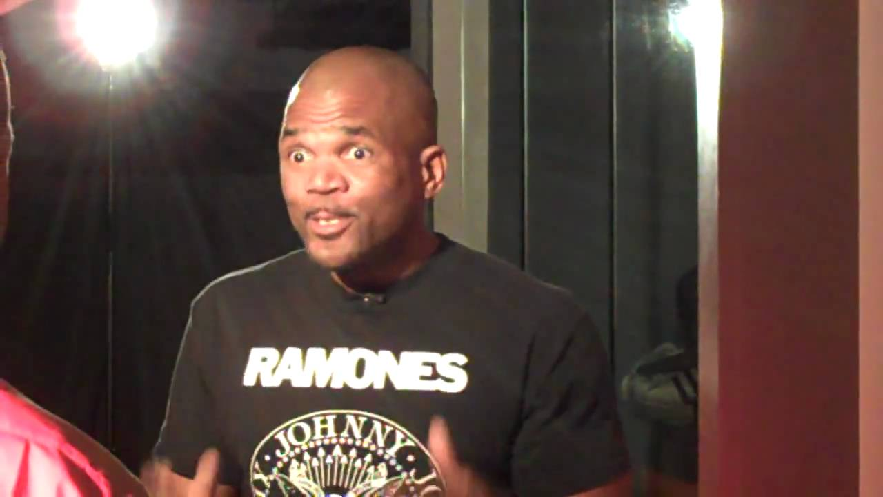 Darryl McDaniels of Run-D.M.C. talks about being inducted