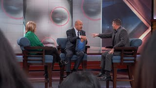 Dr. Phil To Guests Who Argue In Front Of Their Daughter: 'I See You Both Running Your Own Agenda'