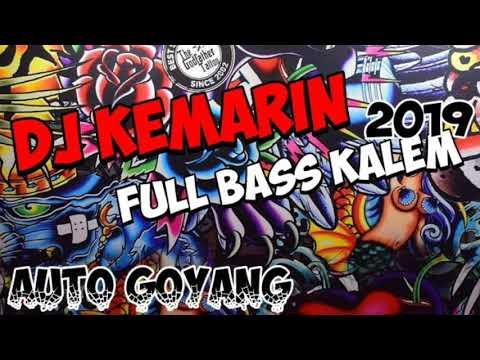 DJ KEMARIN Full Bass Angklung 2019