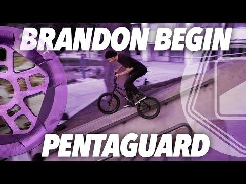 MERRITT BMX : BRANDON BEGIN PENTAGUARD PROMO