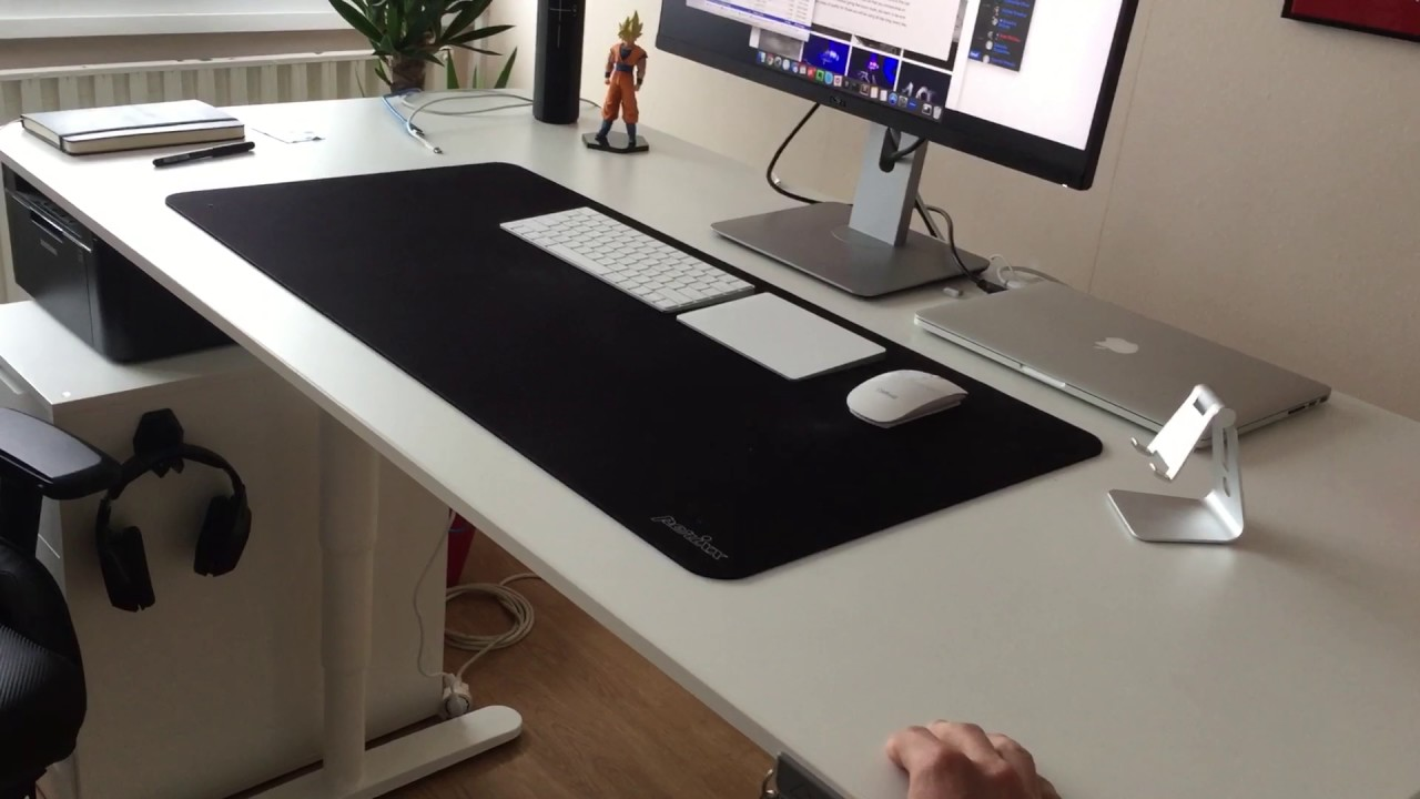 High Low Position Switching Time For Ikea Bekant Standing Desk
