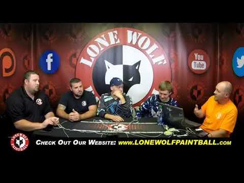 Team Insanity - Alien Invasion - Livestream Replay | Lone Wolf Paintball Michigan