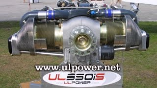 UL Power Aircraft Engines, Midwest LSA Expo September 8, 9, 10, 2016, Mt. Vernon Outland Airport.