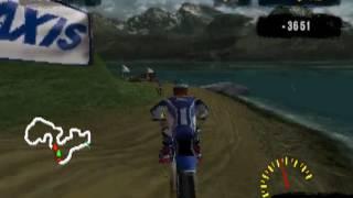 Freestyle Motocross McGrath vs  Pastrana  ~ PS1 PlayStation