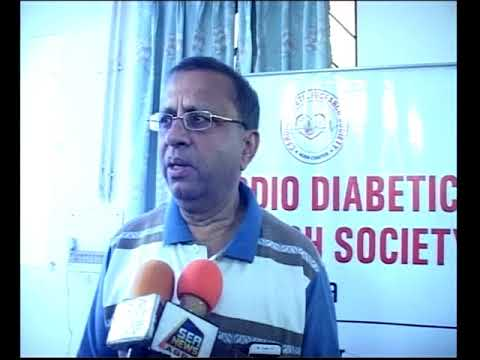 Camp By Dr  Rajeev Kishore Agra Diabetes Specialist Physician Management Centre Dr  Nawal Kishore Ho