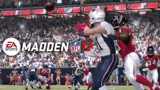 Official Super Bowl 51 Prediction from Madden NFL 17