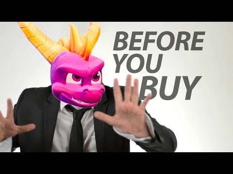 Spyro Reignited Trilogy - Before You Buy