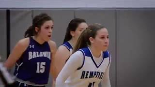 Hempfield Girls Basketball vs Baldwin 2-4-19