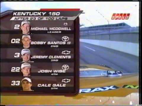 2007 ARCA WLWT Channel 5 150 At Kentucky Speedway