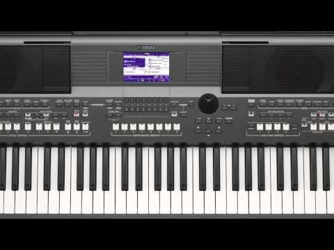 PSR-S670 Recording Function