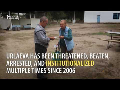 Uzbek Antislavery Activist Held In Mental Institution