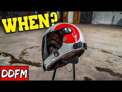 When Should You Replace Your Motorcycle Helmet?