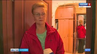 Проблемы с холодным водоснабжением в доме 12 по улице Хейкконена