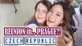 JAPAN REUNION IN PRAGUE?! | Kim Dao ft. Mimei
