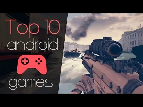 Top 10: Android Games (Late 2015)