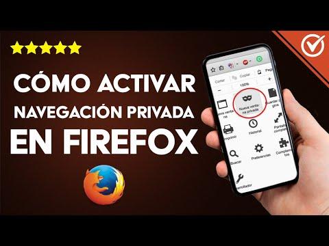 Cómo Activar la Navegación Privada en Firefox, Chrome y Safari sin Guardar el Historial