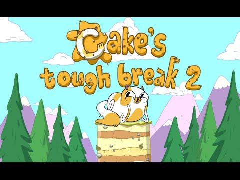 Cake's Tough Break 2 Walkthrough [Full Game]