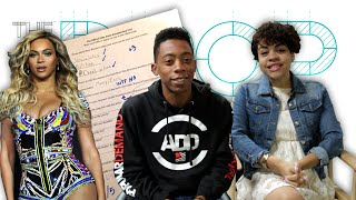 Gambar cover Girl Gives Boyfriend A Beyonce Exam + J Snow & Cynthia Test Each Other - The Drop Presented by ADD