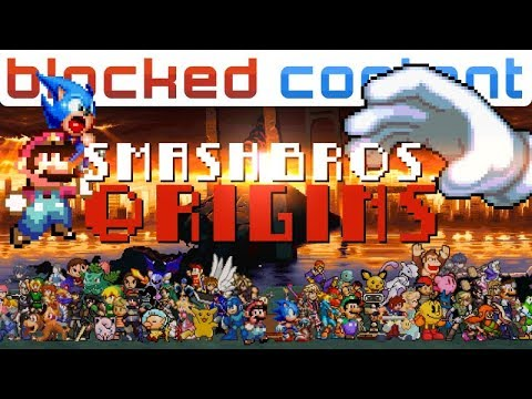 Smash Bros Origins  Trailer Super Smash Bros Ultimate Series