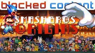 Smash Bros. Origins - Trailer (Super Smash Bros. Ultimate Series)