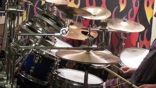 Tool Pushit Drum cover
