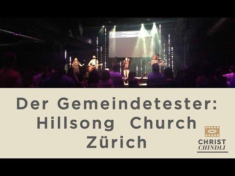 Der Gemeindetester: Hillsong Church Zürich