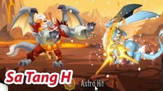 Dragon City 22 | HNT Kéo Rank Free Auto Win | Kéo Rank Vàng, Bạch Kim