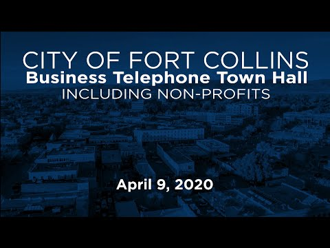 view Business Telephone Town Hall 4/09/20 video