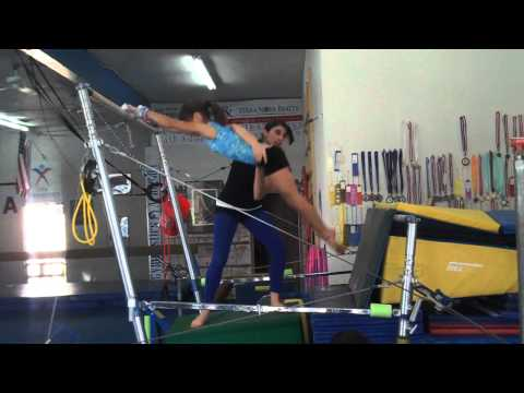 rockstar gymnastics nicky learning release moves