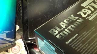 Unboxing the Gigabyte Z97X-UD5H-BK Black Edition Motherboard